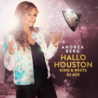 ANDREA BERG - Hallo Houston (Bergrecords)
