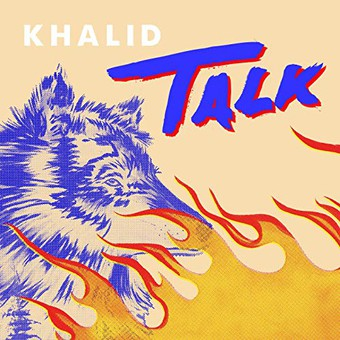 KHALID - Talk (SME/RCA International/Sony)