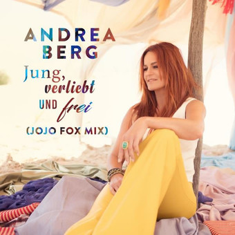 ANDREA BERG - Jung, Verliebt Und Frei (Bergrecords)