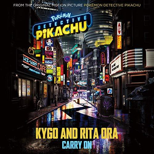 KYGO AND RITA ORA - Carry On (Palm Tree/RCA/Sony)