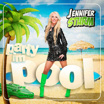 JENNIFER STURM - Party Im Pool (Villa-Productions)