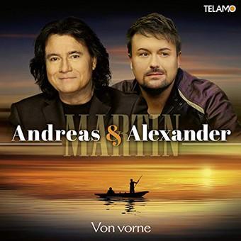 ANDREAS MARTIN & ALEXANDER MARTIN - Wir Fangen Von Vorne An (Telamo/Warner)