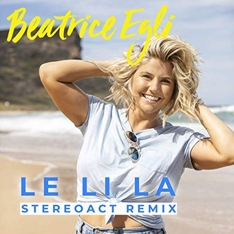BEATRICE EGLI - Le Li La (Electrola/Universal/UV)