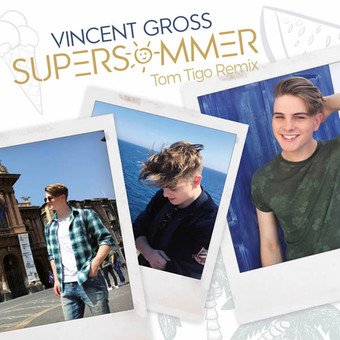 VINCENT GROSS - Supersommer (Ariola/Sony)