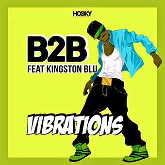 B2B FEAT. KINGSTON BLU - Vibrations (Hooky/KNM)