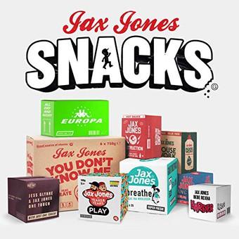 JAX JONES & BEBE REXHA - Harder (Polydor/Universal/UV)