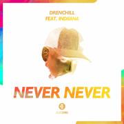 DRENCHILL FEAT. INDIIANA - Never Never (Dusty Desert/Planet Punk/Nitron/Sony)