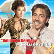 HOLLIDAYS 2.0 - Holiday In Germany (Splitternackt!) (Fiesta/KNM)