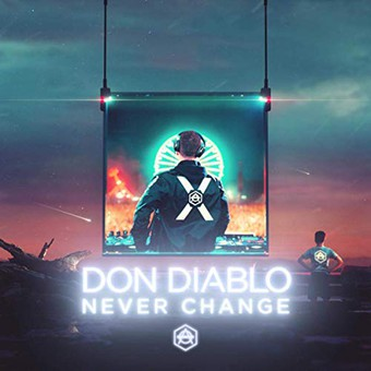 DON DIABLO - Never Change (Hexagon)