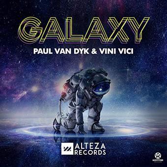PAUL VAN DYK & VINI VICI - Galaxy (Alteza/Kontor/KNM)