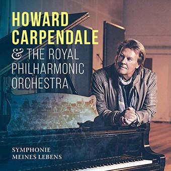 HOWARD CARPENDALE & THE ROYAL PHILHARMONIC ORCHESTRA - Ti Amo (2019) (Electrola/Universal/UV)