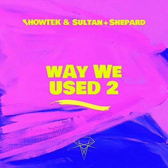 SHOWTEK & SULTAN + SHEPARD - Way We Used 2 (SKINK)