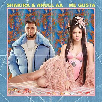 SHAKIRA & ANUEL AA - Me Gusta (Sony Music Latin)