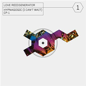 LOVE REGENERATOR (CALVIN HARRIS) - Hypnagogic (I Can't Wait) / CP-1 (Columbia/Sony)