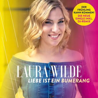 LAURA WILDE - Liebe Ist Ein Bumerang (DA Music)