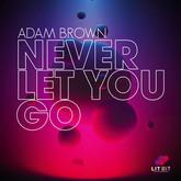 ADAM BROWN - Never Let You Go (Lit Bit/Planet Punk/KNM)