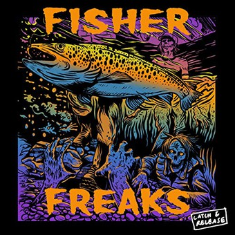 FISHER - Freaks EP (Freaks & Wanna Go Dancin') (Catch & Release/Astralwerks)