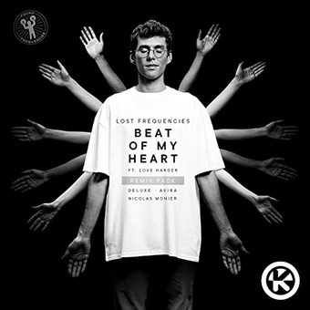 LOST FREQUENCIES FEAT. LOVE HARDER - Beat Of My Heart (Armada/Kontor/KNM)