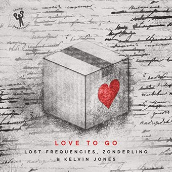 LOST FREQUENCIES, ZONDERLING & KELVIN JONES - Love To Go (Armada/Kontor/KNM)