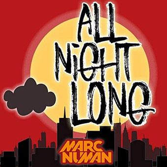 MARC NUMAN - All Night Long (1854894 Records DK)