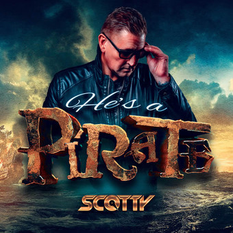 SCOTTY - He's A Pirate (Splash-tunes/A 45/KNM)