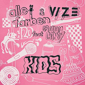 ALLE FARBEN, VIZE, GRAHAM CANDY - KIDS (B1/Sony)