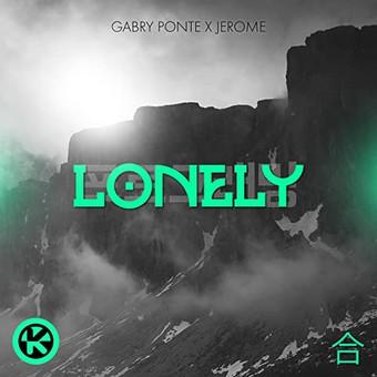 GABRY PONTE & JEROME - Lonely (Kontor/KNM)