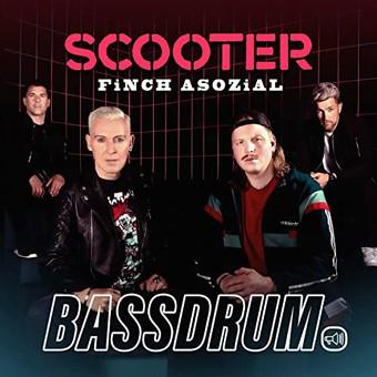 SCOOTER & FINCH ASOZIAL - Bassdrum (Sheffield Tunes/Kontor/KNM)