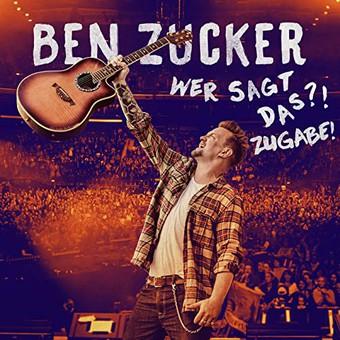 BEN ZUCKER - Sommer Der Nie Geht (Airforce1/Electrola/Universal/UV)