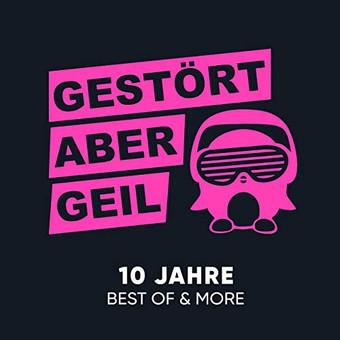 GESTÖRT ABER GEIL FEAT. VOYCE - Millionen Farben (DIZE Remix) (Kontor/KNM)