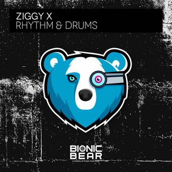 ZIGGY X - Rhythm & Drums (Bionic Bear/Planet Punk/KNM)