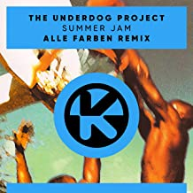 THE UNDERDOG PROJECT - Summer Jam (2020 Remixes) (Kontor/KNM)