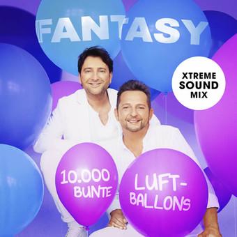 FANTASY - 10.000 Bunte Luftballons (Ariola/Sony)
