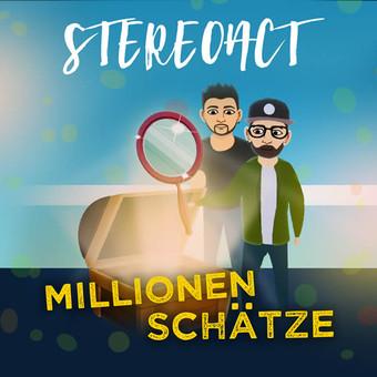 STEREOACT - Millionen Schätze (Electrola/Universal/UV)
