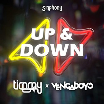 TIMMY TRUMPET x VENGABOYS - Up & Down (Breakin'/Sinphony/Spinnin)