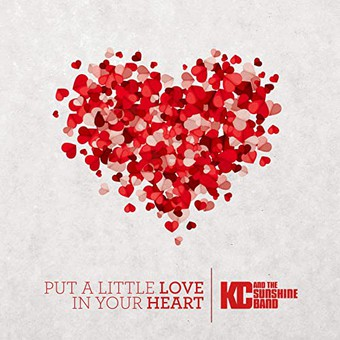 KC AND THE SUNSHINE BAND  - Put A Little Love In Your Heart (ZYX)