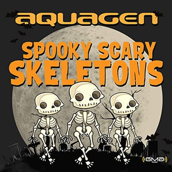 AQUAGEN  - Spooky Scary Skeletons (GMG)