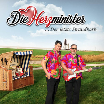 DIE HERZMINISTER - Der Letzte Strandkorb (Big Town Music)