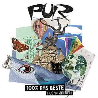 PUR - PUR Mega Mix 3.0 2020 (Music Pur/Universal/UV)
