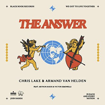 CHRIS LAKE & ARMAND VAN HELDEN FEAT. ARTHUR BAKER, VICTOR SIMONELLI - The Answer (Black Book)