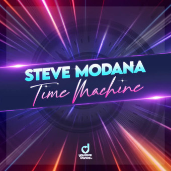 STEVE MODANA - Time Machine (You Love Dance/Planet Punk/KNM)