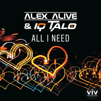 ALEX ALIVE & IQ TALO - All I Need (Miami)