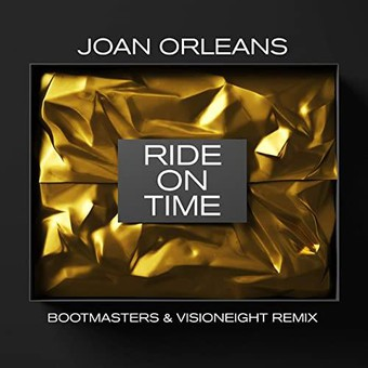 JOAN ORLEANS - Ride On Time (ZYX)