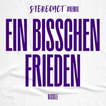 STEREOACT & NICOLE - Ein Bisschen Frieden (Stereoact #Remix) (Electrola/Universal/UV)