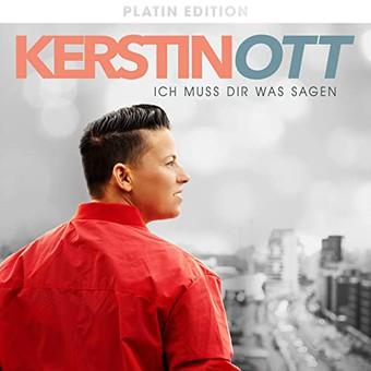 KERSTIN OTT  - Ich Hab's Wirklich Versucht (Polydor/Universal/UV)