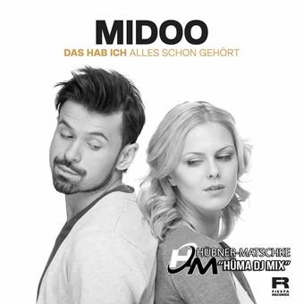MIDOO - Das Hab Ich Alles Schon Gehört (Fiesta/KNM)
