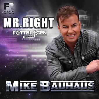 MIKE BAUHAUS - Mr. Right (Pottblagen Remix) (Fiesta/KNM)