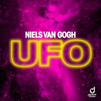 NIELS VAN GOGH - UFO (You Love Dance/Planet Punk/KNM)