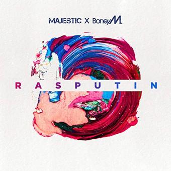 MAJESTIC x BONEY M. - Rasputin (Nitron/Sony)