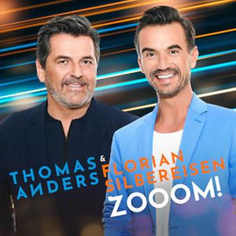 THOMAS ANDERS & FLORIAN SILBEREISEN - Zooom! (Telamo/Warner)